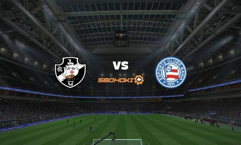 Live Streaming  Vasco da Gama vs Bahia 31 Januari 2021 1