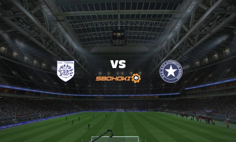 Live Streaming  Pas Giannina vs Atromitos 31 Januari 2021 1