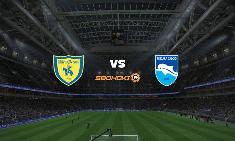 Live Streaming  Chievo vs Pescara 31 Januari 2021 1