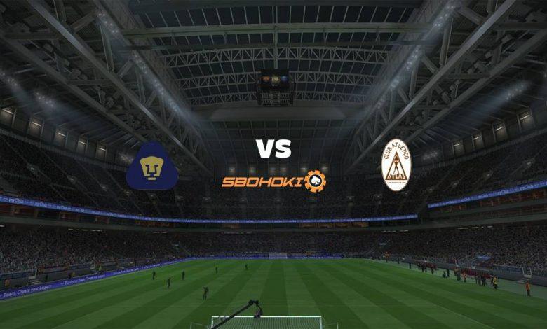 Live Streaming  Pumas UNAM vs Atlas 31 Januari 2021 1
