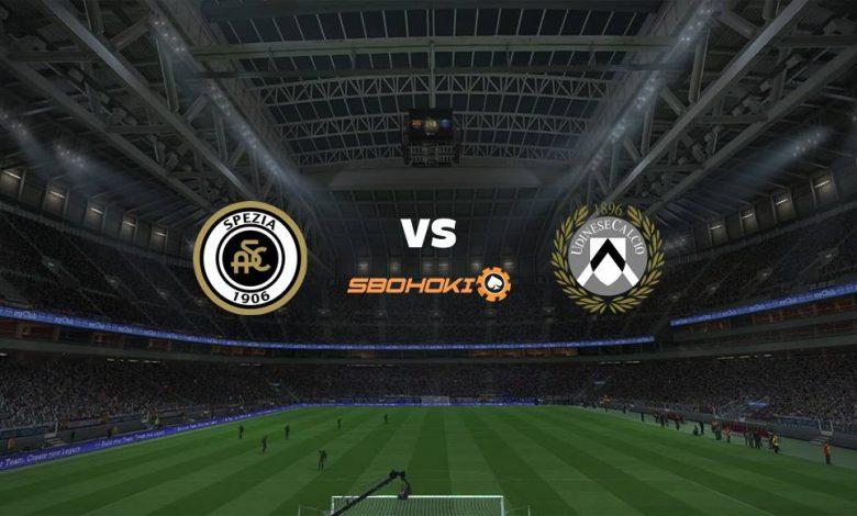 Live Streaming  Spezia vs Udinese 31 Januari 2021 1