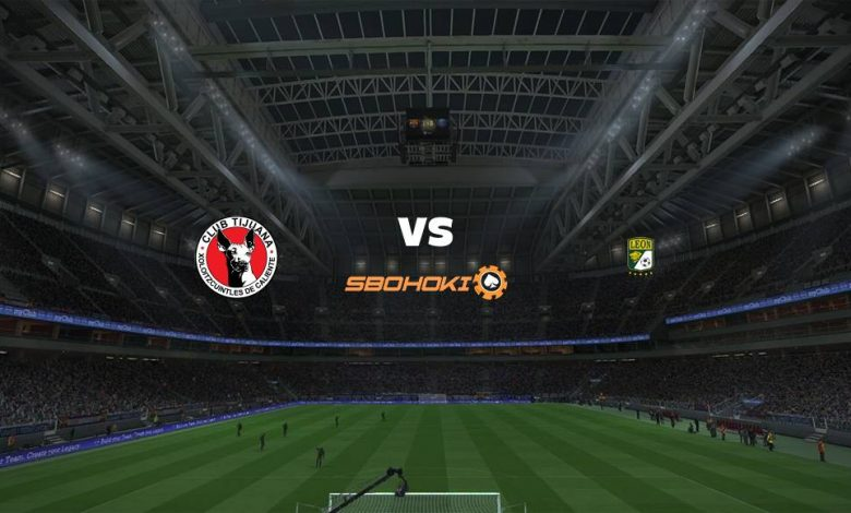 Live Streaming  Tijuana vs León 13 Februari 2021 1
