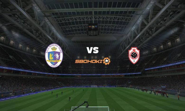 Live Streaming  KFCO Beerschot-Wilrijk vs Antwerp 7 Februari 2021 1