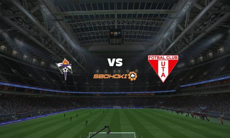 Live Streaming  Gaz Metan vs UTA Arad 27 Februari 2021 1