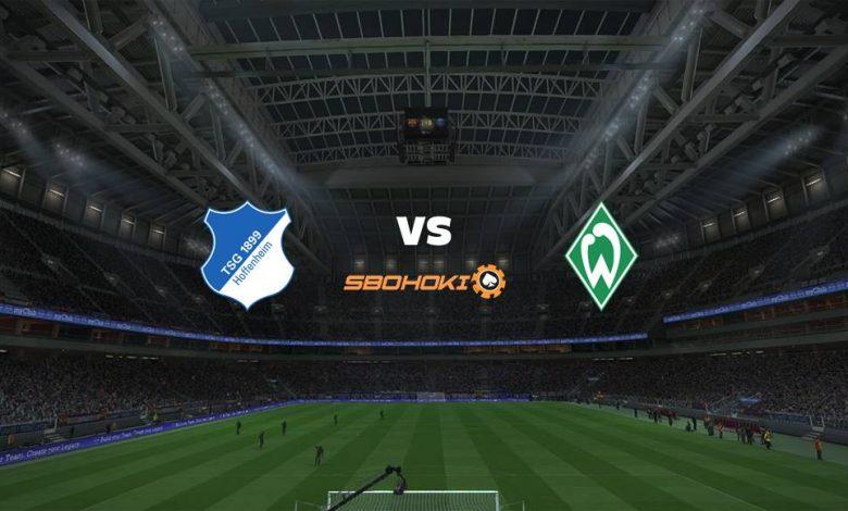 Live Streaming  Hoffenheim vs Werder Bremen 21 Februari 2021 1