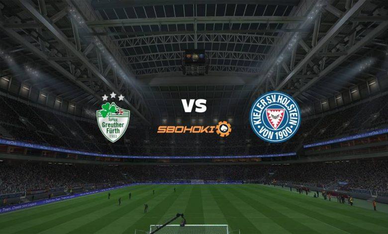 Live Streaming  SpVgg Greuther Furth vs Holstein Kiel 22 Februari 2021 1