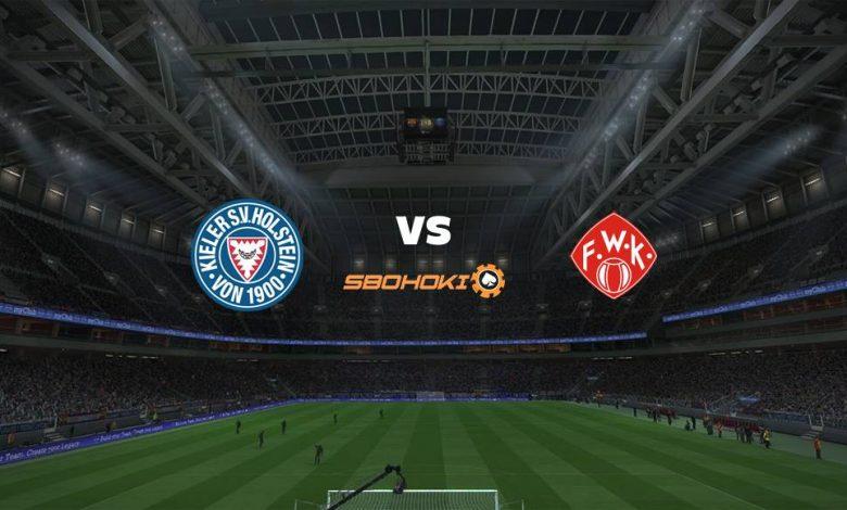 Live Streaming  Holstein Kiel vs Würzburger Kickers 12 Februari 2021 1