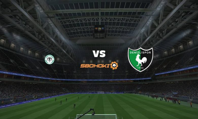 Live Streaming  Konyaspor vs Denizlispor 14 Februari 2021 1