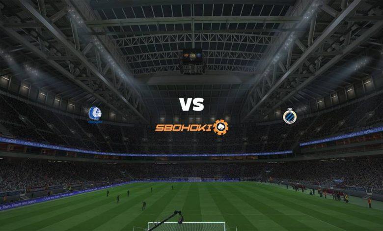 Live Streaming  KAA Gent vs Club Brugge 28 Februari 2021 1