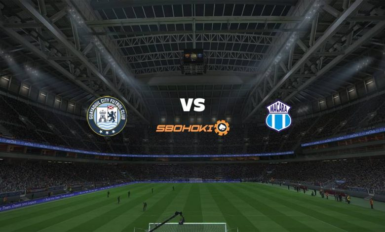 Live Streaming  Guayaquil City FC vs Macará 20 Februari 2021 1