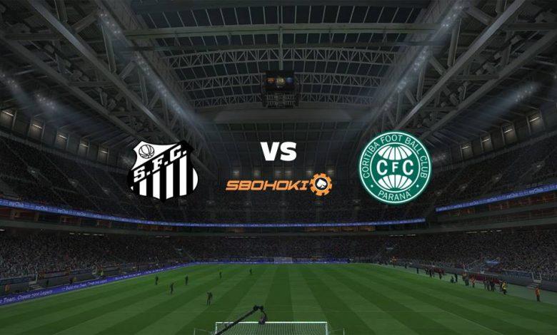 Live Streaming  Santos vs Coritiba 13 Februari 2021 1