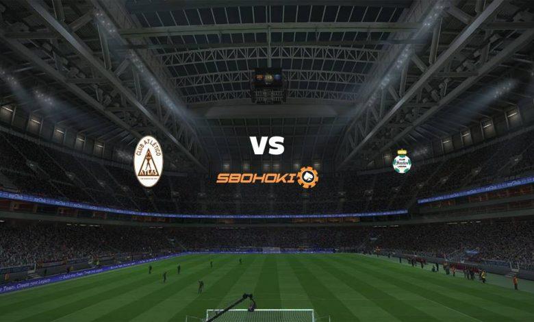 Live Streaming  Atlas vs Santos Laguna 6 Februari 2021 1