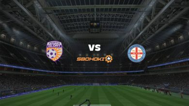 Photo of Live Streaming  Perth Glory vs Melbourne City FC (PPD) 20 Februari 2021