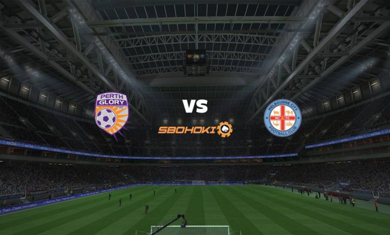 Live Streaming  Perth Glory vs Melbourne City FC (PPD) 20 Februari 2021 1