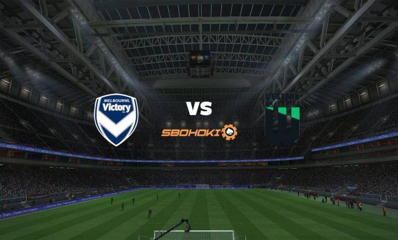 Live Streaming  Melbourne Victory vs Western United 27 Februari 2021 1
