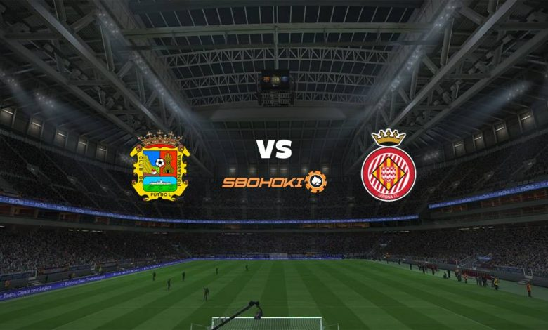 Live Streaming  Fuenlabrada vs Girona 28 Februari 2021 1