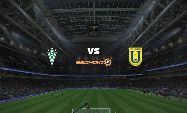 Live Streaming  Santiago Wanderers vs Universidad de Concepción 11 Februari 2021 1