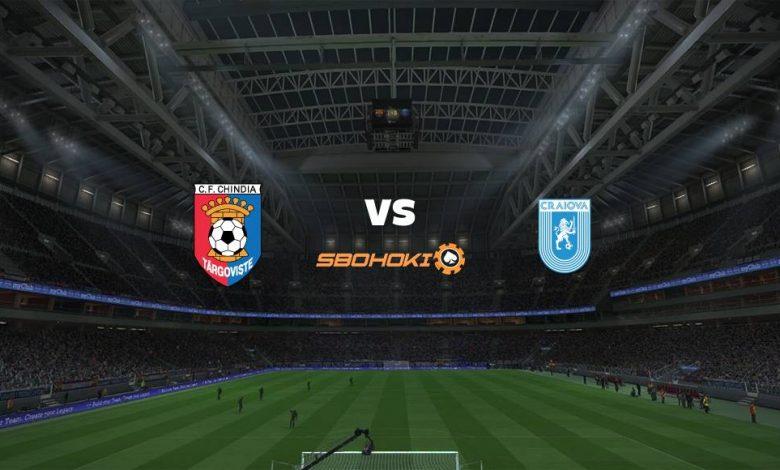 Live Streaming  Chindia Targoviste vs Universitatea Craiova 27 Februari 2021 1