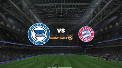 Photo of Live Streaming  Hertha Berlin vs Bayern Munich 5 Februari 2021