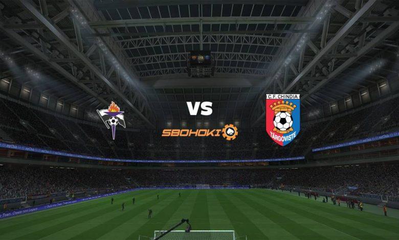 Live Streaming  Gaz Metan vs Chindia Targoviste 7 Februari 2021 1