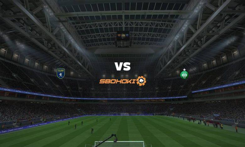 Live Streaming  Sochaux vs St Etienne 9 Februari 2021 1