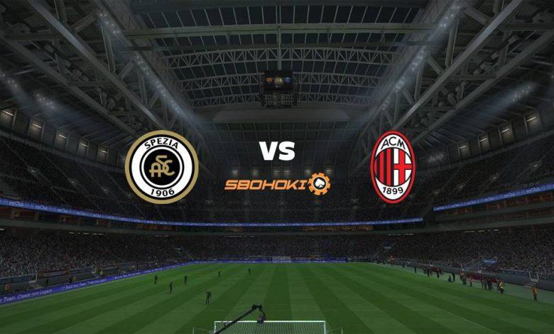 Live Streaming  Spezia vs Milan 13 Februari 2021 1