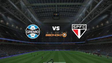 Photo of Live Streaming  Grêmio vs São Paulo 14 Februari 2021