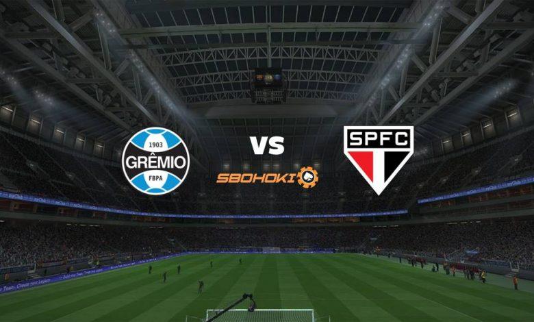 Live Streaming  Grêmio vs São Paulo 14 Februari 2021 1