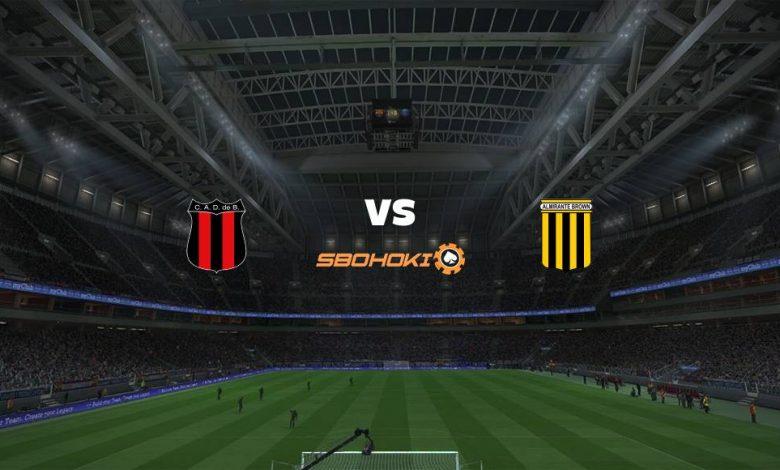 Live Streaming  Defensores de Belgrano vs Almirante Brown 20 Februari 2021 1