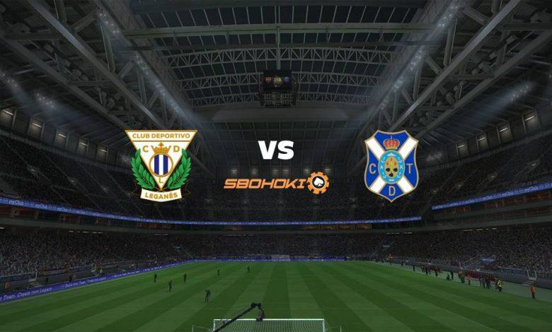 Live Streaming  Leganés vs Tenerife 21 Februari 2021 1