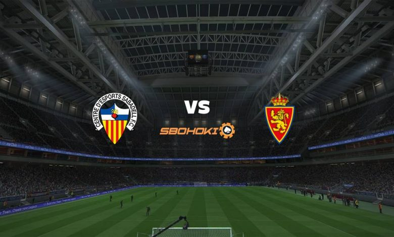 Live Streaming  CD Sabadell vs Real Zaragoza 12 Februari 2021 1