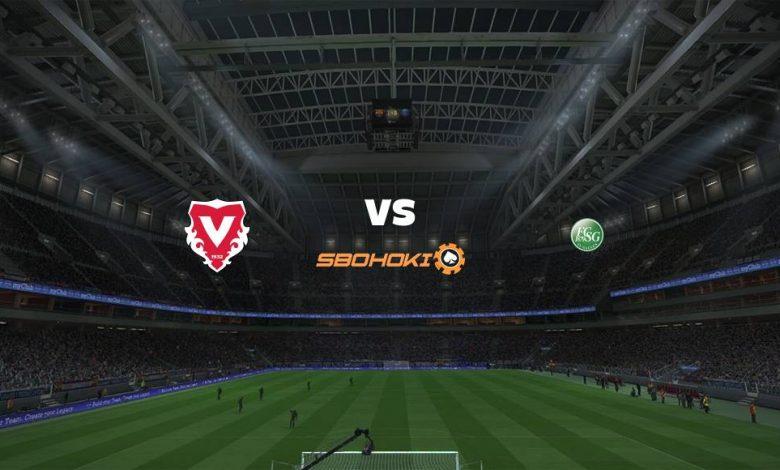 Live Streaming  FC Vaduz vs St Gallen 20 Februari 2021 1