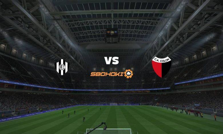 Live Streaming  Central Córdoba (Santiago del Estero) vs Colón (Santa Fe) 13 Februari 2021 1
