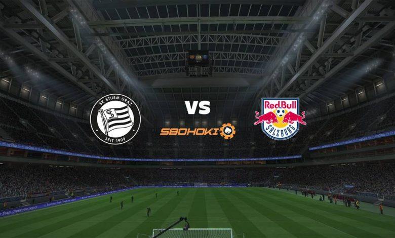 Live Streaming  SK Sturm Graz vs FC Salzburg 28 Februari 2021 1