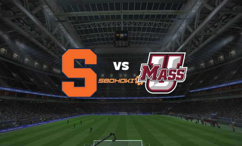 Live Streaming  Syracuse vs Massachusetts 22 Februari 2021 1