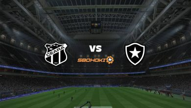 Photo of Live Streaming  Ceará vs Botafogo 26 Februari 2021