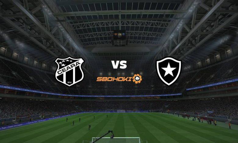 Live Streaming  Ceará vs Botafogo 26 Februari 2021 1