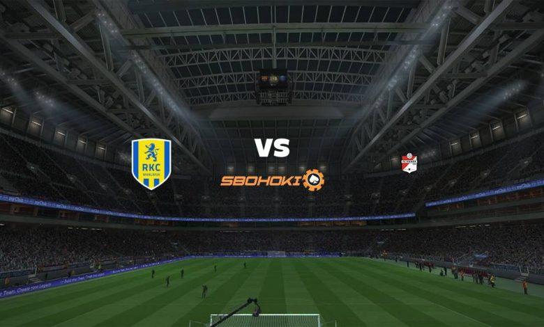 Live Streaming  RKC Waalwijk vs FC Emmen 12 Februari 2021 1