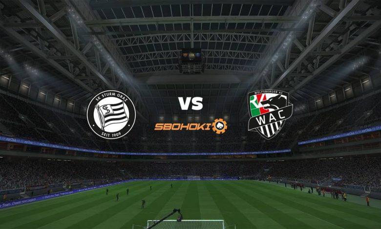 Live Streaming  SK Sturm Graz vs Wolfsberger 21 Februari 2021 1