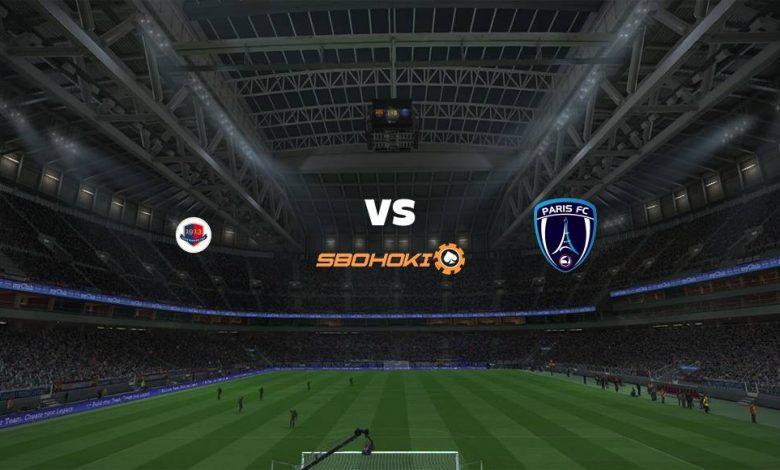 Live Streaming  Caen vs Paris FC 27 Februari 2021 1