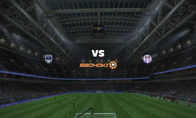 Live Streaming  Bordeaux vs Toulouse 10 Februari 2021 1