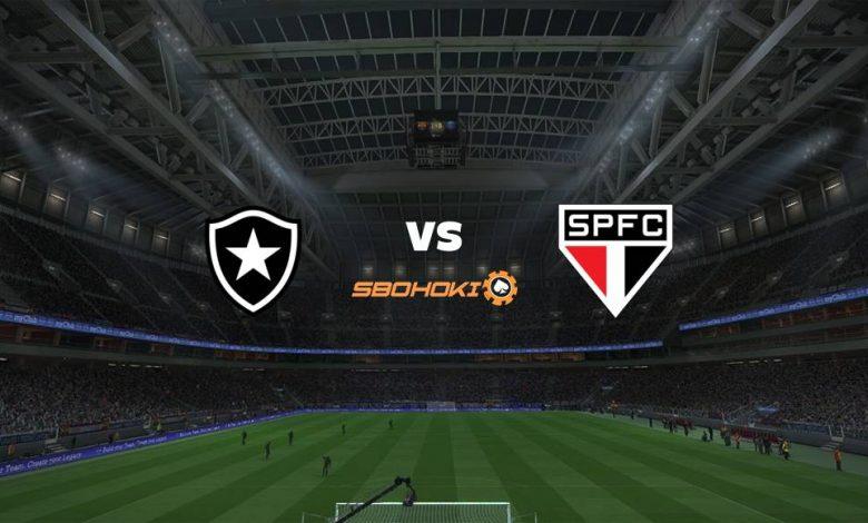 Live Streaming  Botafogo vs São Paulo 22 Februari 2021 1
