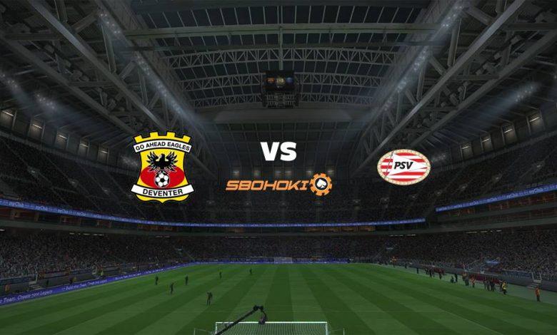 Live Streaming  Go Ahead Eagles vs Jong PSV 26 Februari 2021 1