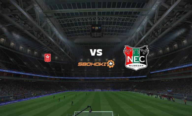 Live Streaming  MVV Maastricht vs NEC Nijmegen 6 Februari 2021 1