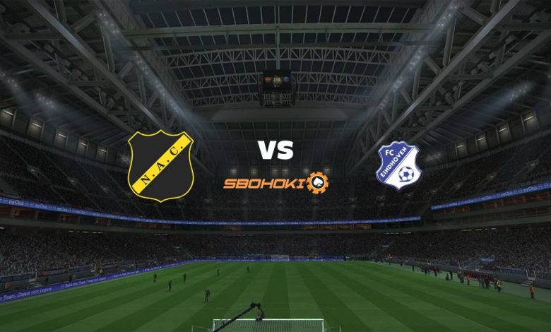 Live Streaming  NAC Breda vs FC Eindhoven 12 Februari 2021 1