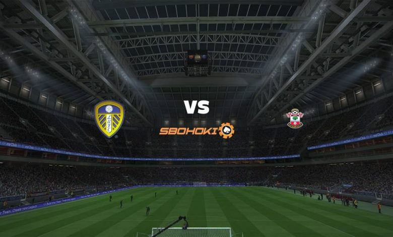 Live Streaming  Leeds United vs Southampton 23 Februari 2021 1
