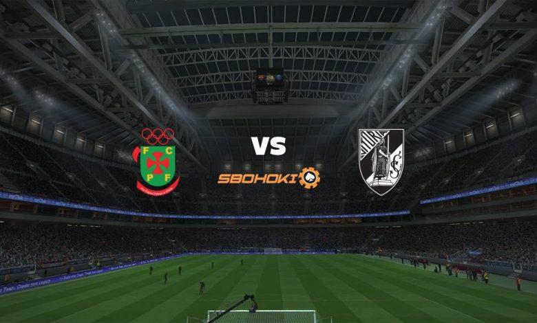 Live Streaming  Paços de Ferreira vs Guimaraes 21 Februari 2021 1
