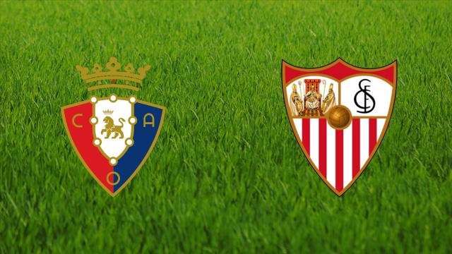 Prediksi: Osasuna vs Sevilla 1