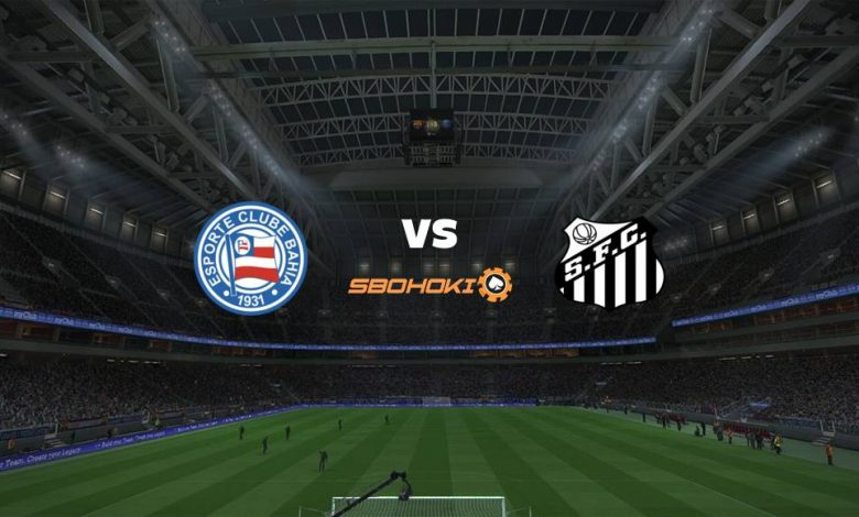 Live Streaming  Bahia vs Santos 26 Februari 2021 1
