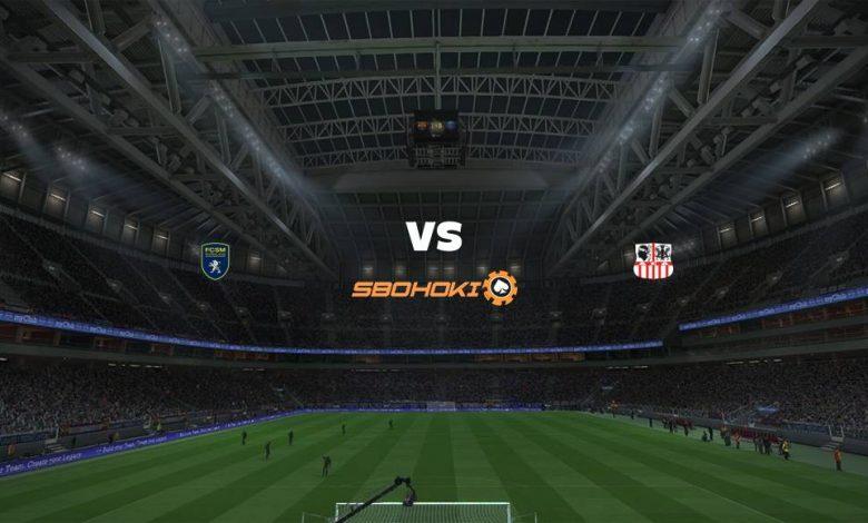 Live Streaming  Sochaux vs AC Ajaccio 2 Februari 2021 1